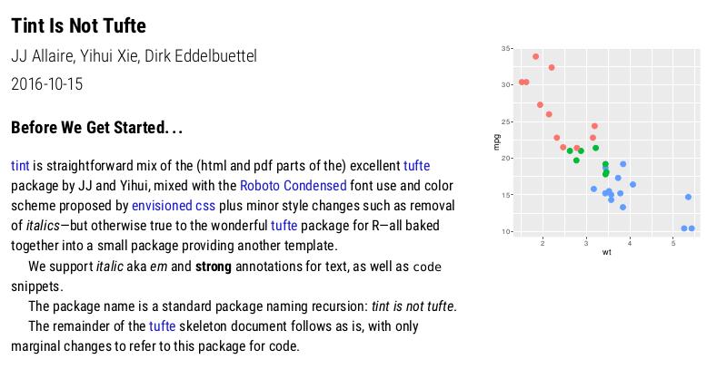 Pandoc templates gallery? - R Markdown - RStudio Community